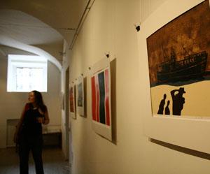 Do-галерея. Галерея современного искусства в Санкт-Петербурге.Галерея квартирного формата. Выставки современной скульптуры, живописи, графики. Выставки фото и видео. Лекции по истории искусства.Современная скульптура.
