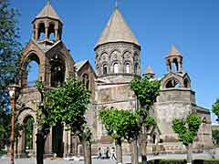 Etchmiadzin Kathedrale